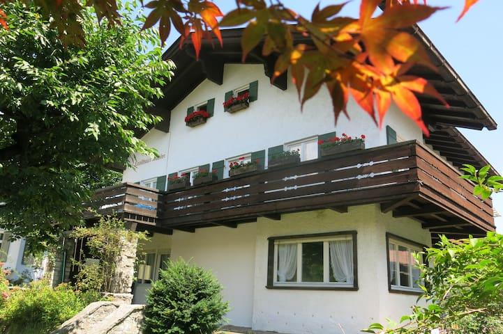 加米施 - 帕滕基兴的民宿