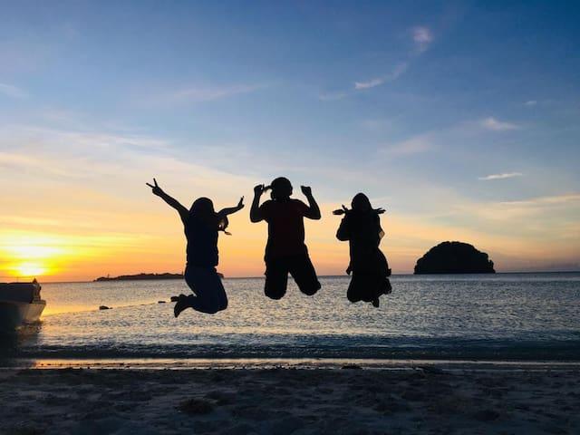 Norsah Homestay, Mantanani Island