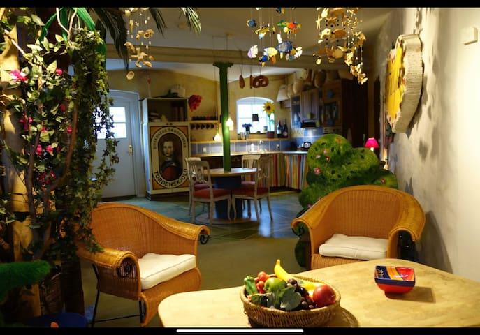 尼堡的民宿