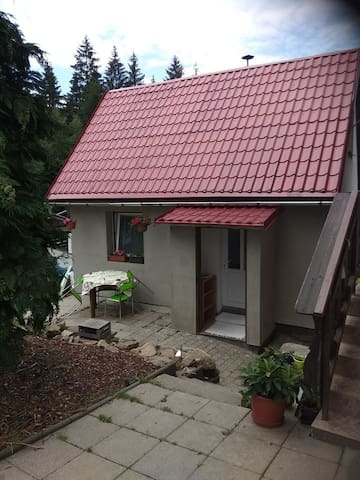 Horní Bečva的民宿