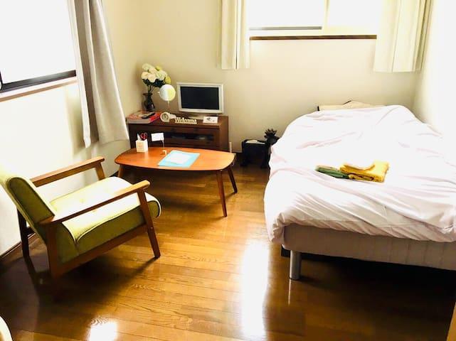 新潟市的民宿