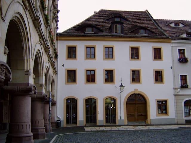 Görlitz的民宿