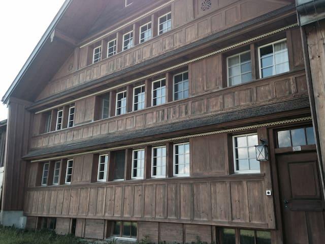 Schwellbrunn的民宿