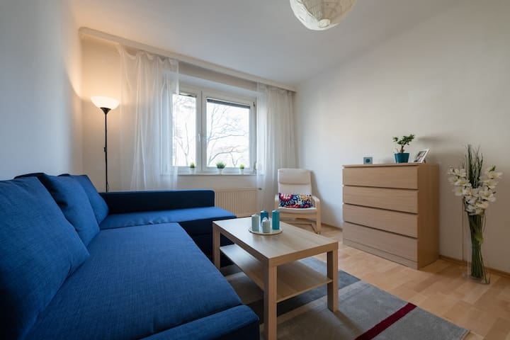💙Quiet and Cosy Flat near Subway💙