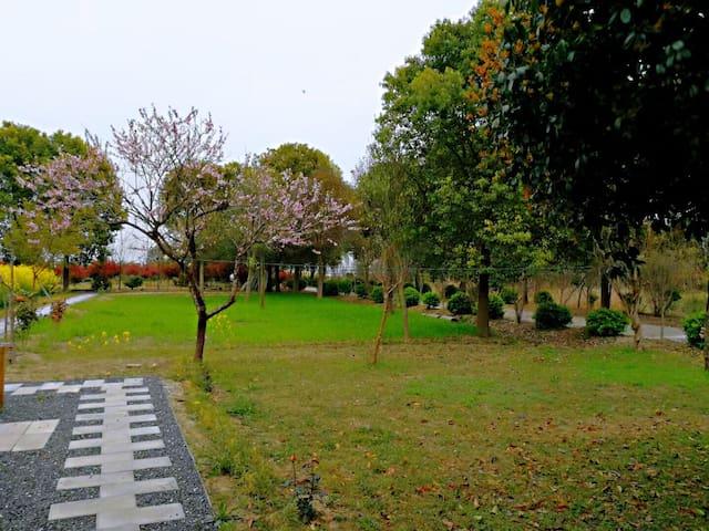 江苏省泰州市泰兴新街镇的民宿