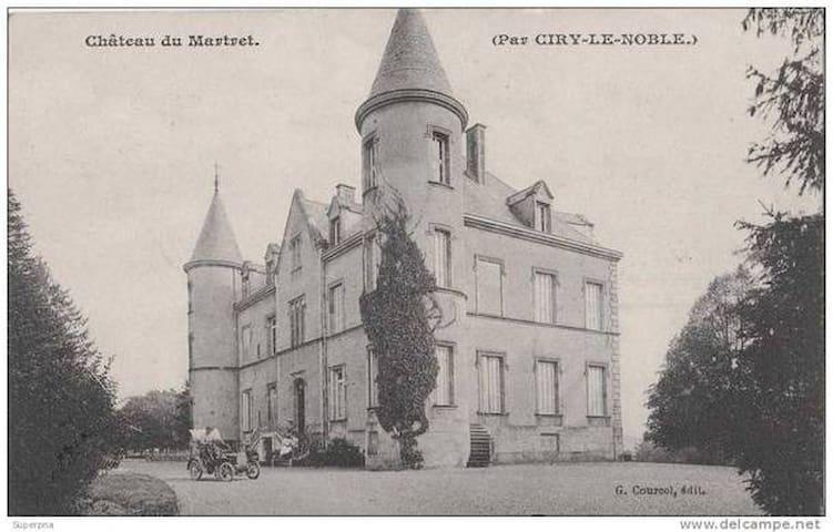 Pouilloux的民宿