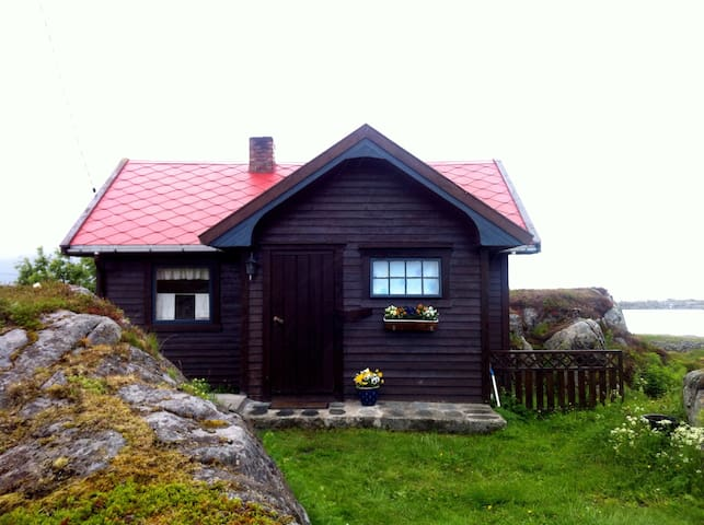 Gimsøysand的民宿