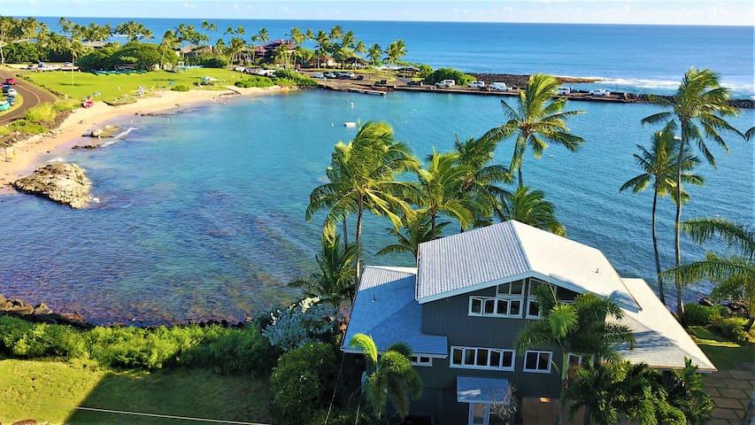 Bay House, Ocean/Harbor Front, TVNC 1182