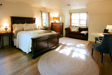 Comfort, Convenience, & Charm - The Charles Suite