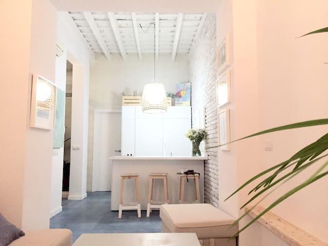 Apartamento diseño centro histórico