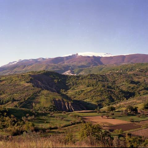 Roccamontepiano的民宿