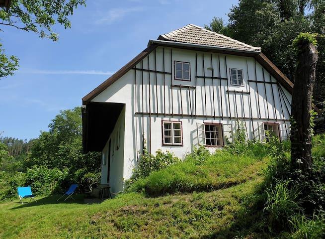 Gemeinde Goldwörth的民宿