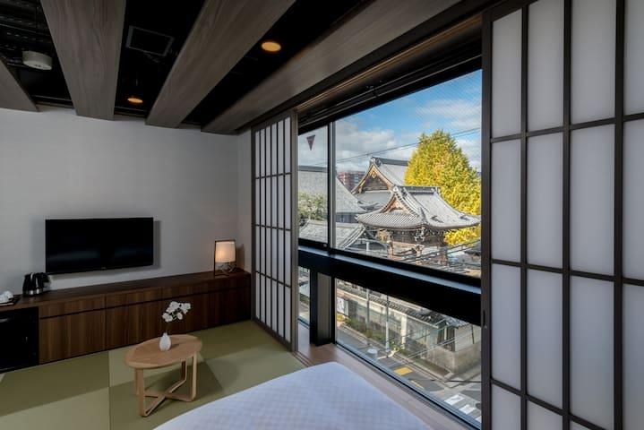 Shimogyō-ku, Kyoto的民宿