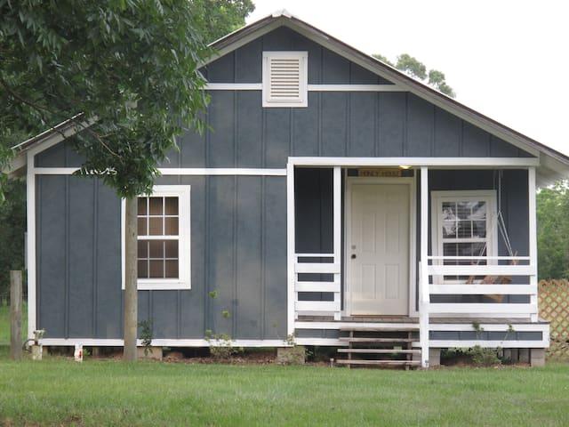 The Honey House Cottage at Maeday Farm