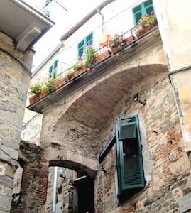Cute studio room in Corniglia, heart of 5Terre