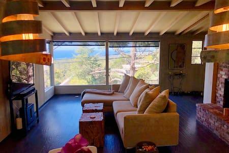 Serene Sanctuary with Ocean Views