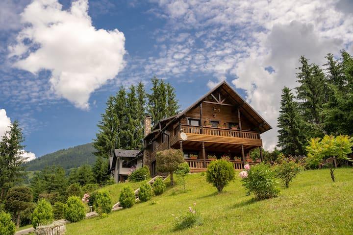 Bistrita-Bargaului的民宿