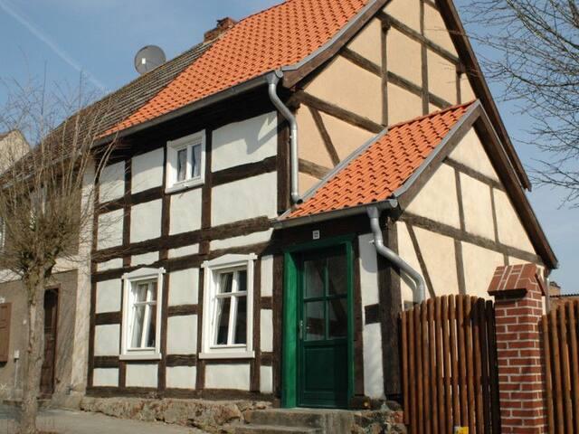 Brüssow的民宿