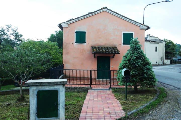 San Vittore的民宿