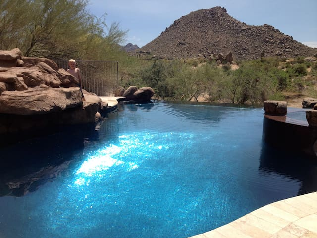 Casita Bajada  in North Scottsdale,AZ near Troon