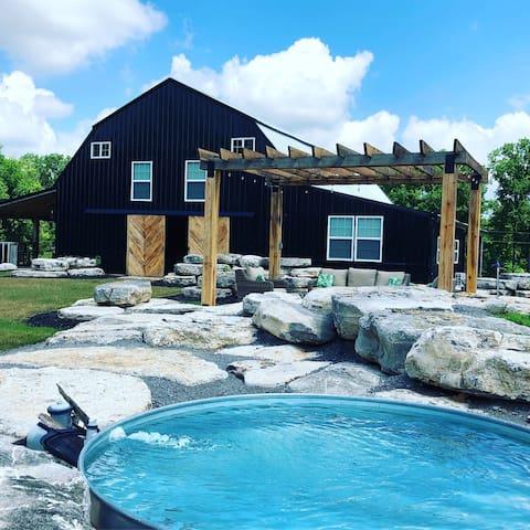 The Barn at Whiskey River Retreat
