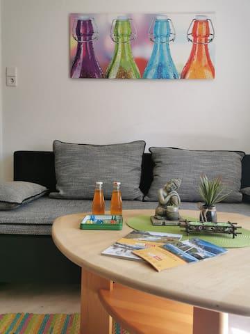 Home sweet home - Apartment mit Wohlfühlfaktor