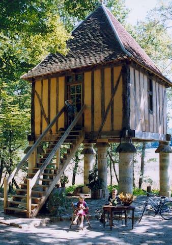 Saint-Félix-de-Villadeix的民宿