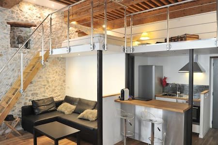 Charming Studio in the Historical Centre of Toulon