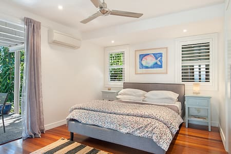 The Studio a Noosa Chill Pad with Private Terrace
