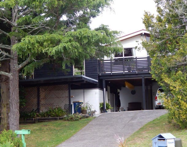 Cosy bush apartment in a quiet cul-de-sac