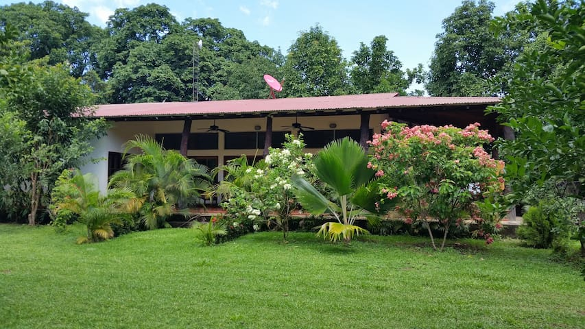 Beautiful country style house fully furnished
