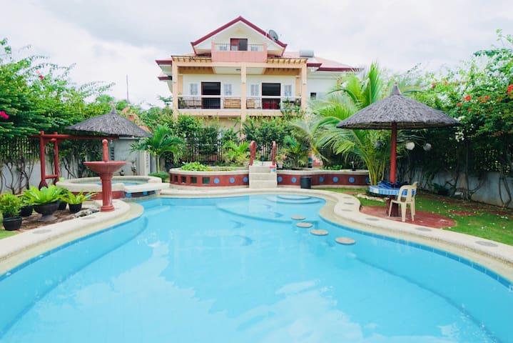 邦劳岛(Panglao)的民宿