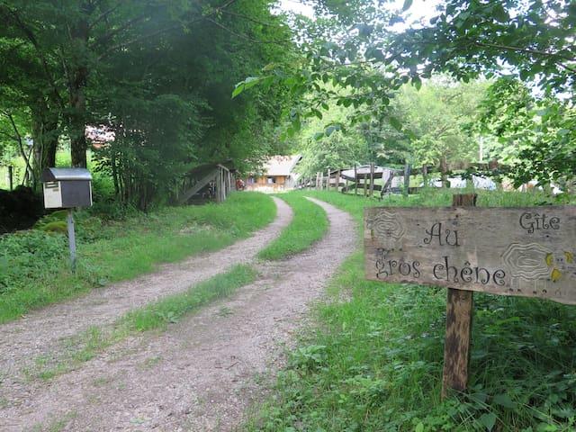 Plancher-les-Mines的民宿