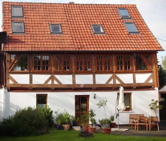 Rüdershausen的民宿