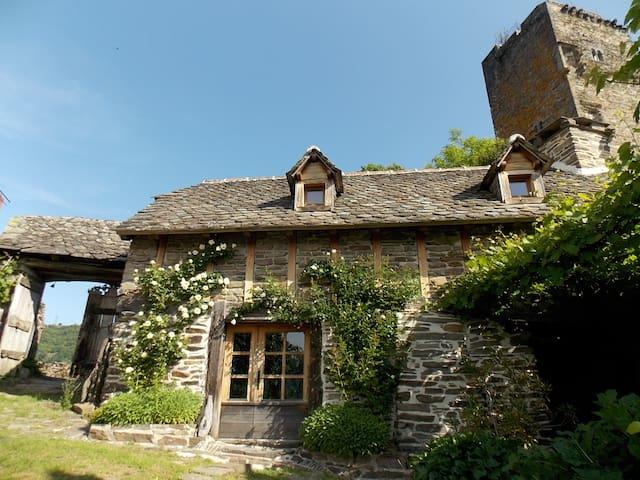 Lacroix-Barrez的民宿