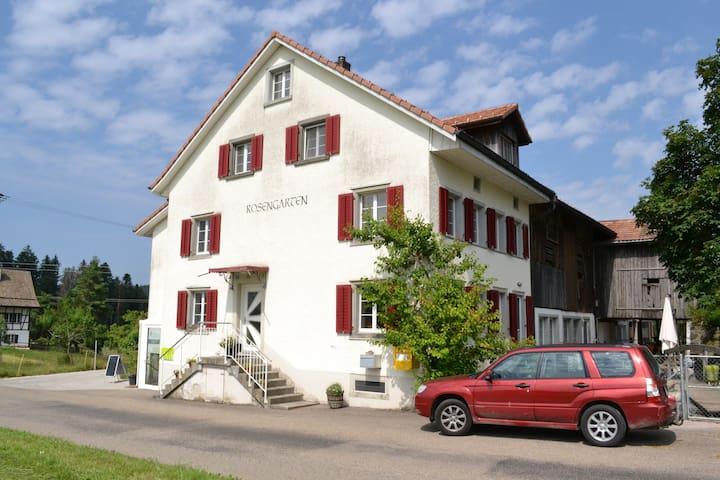 Bäretswil的民宿