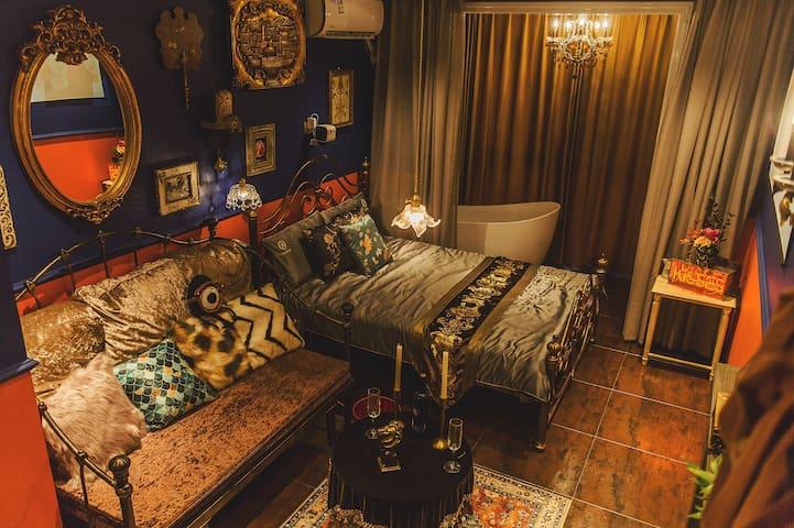 哈尔滨的民宿