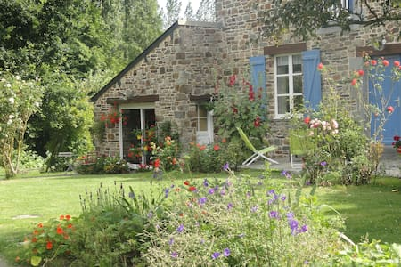 Nice flat between Mt-St- Michel, St- Malo, Cancale
