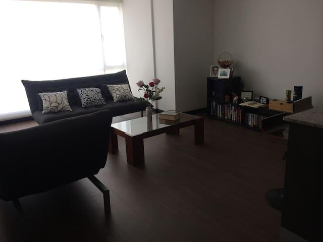 Hermosa suite al norte de Quito!!