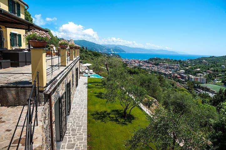 圣马尔盖里塔利古雷 (Santa Margherita Ligure)的民宿