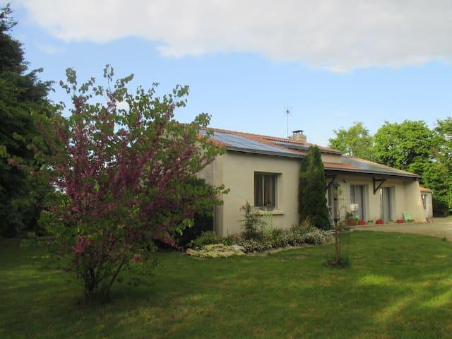 Saint-Mars-de-Coutais的民宿