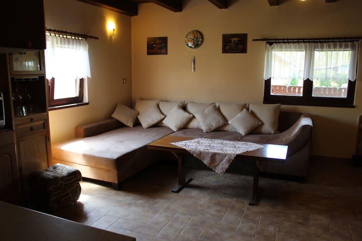 Chodouň的民宿