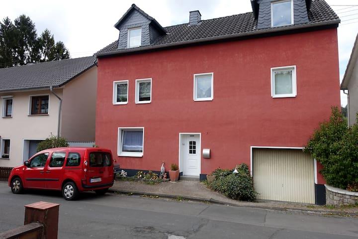 Scheuerfeld的民宿