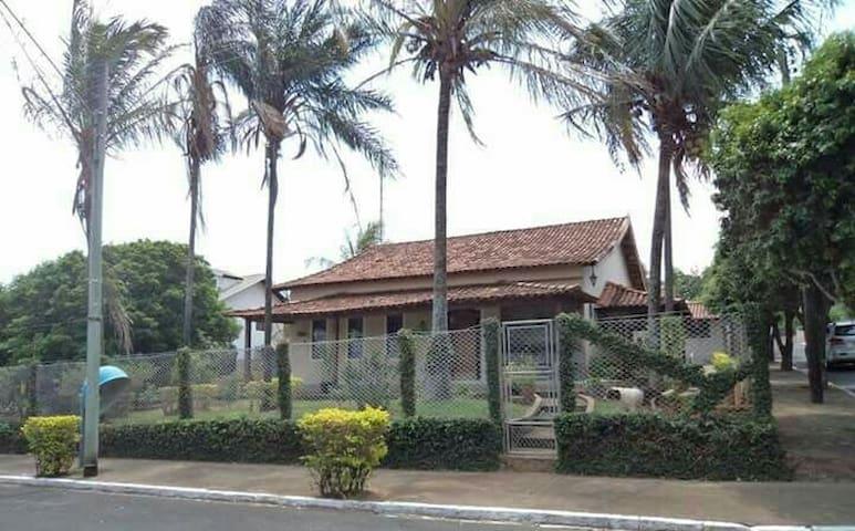 Termas de Ibirá的民宿
