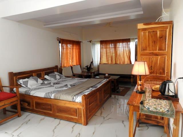 Aashiyana Homestay - Double occupancy