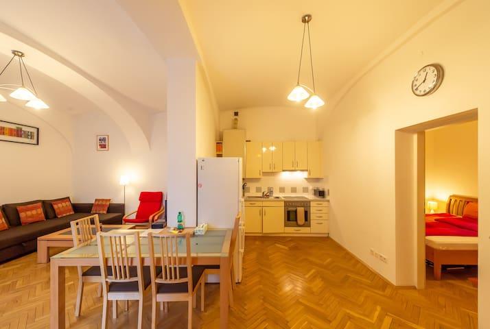 Wohnung 56 m2 bei Wien Mitte 15 min vom Flughafen