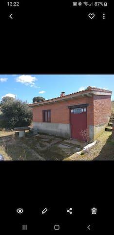 Santa Croya de Tera的民宿