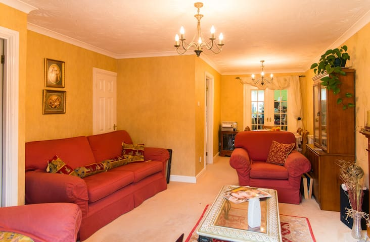 Lovely double near Bicester village