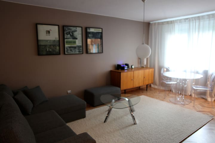 MODERNA studio apartment in Powiśle