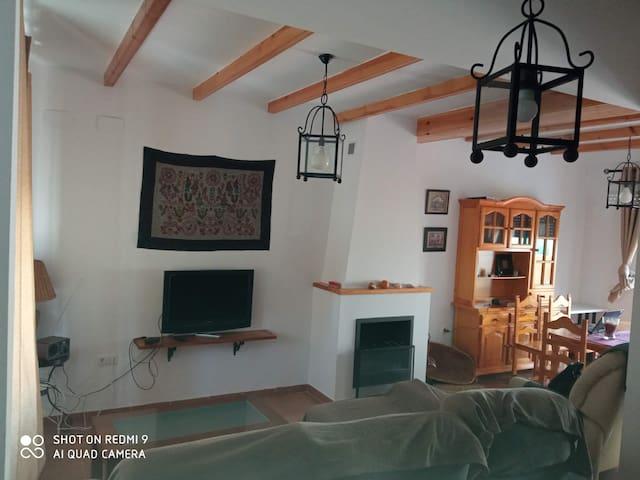 Cañaveral de León的民宿